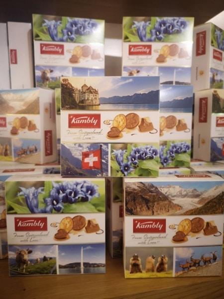 Biscuit factory Kambly Trubschachen