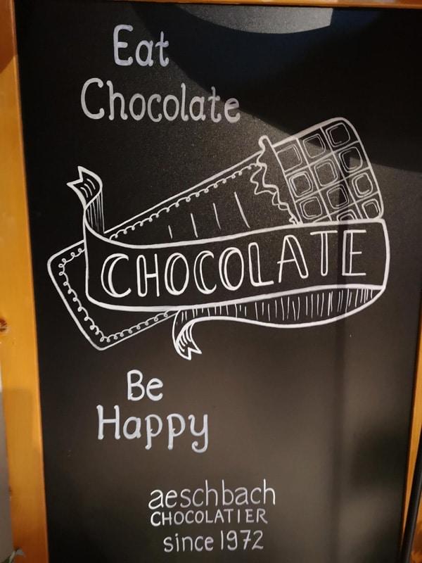 Choco Welt Aeschbach Chocolatier