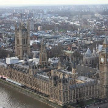 Weekend trip to London (EN)
