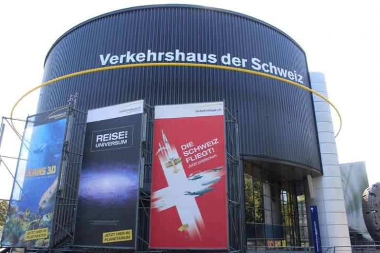Verkershaus - Museum of Transport Lucerne