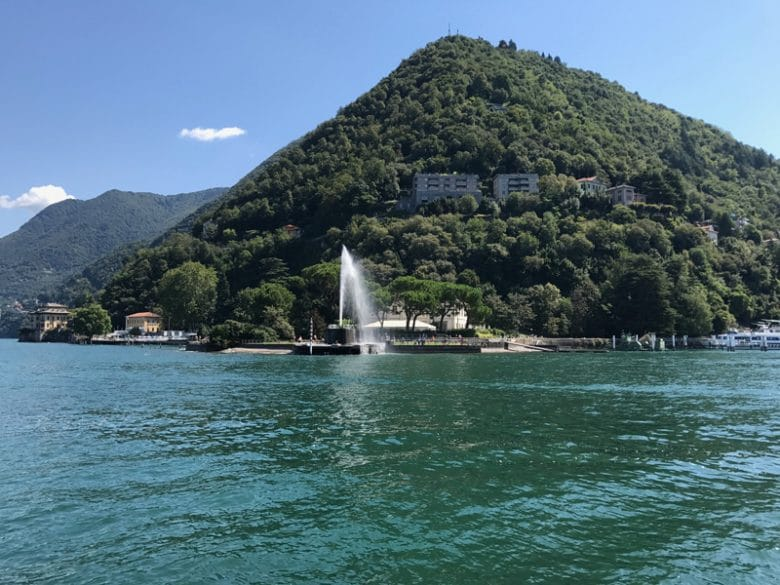 Road Trip to Lake Como