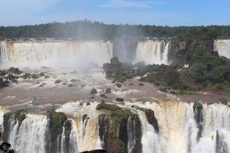Parque Nacional do Iguaçu - Brasilien
