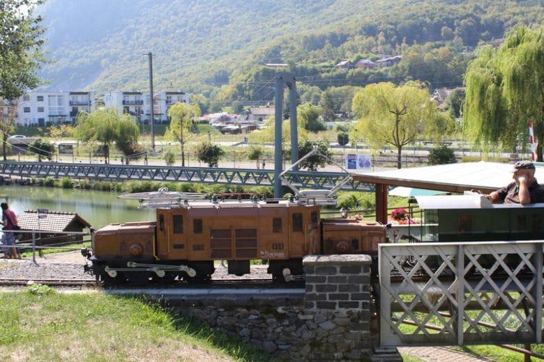 Swiss Vapeur Park