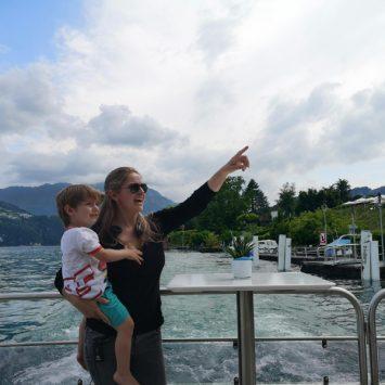 Switzerland Travel Family