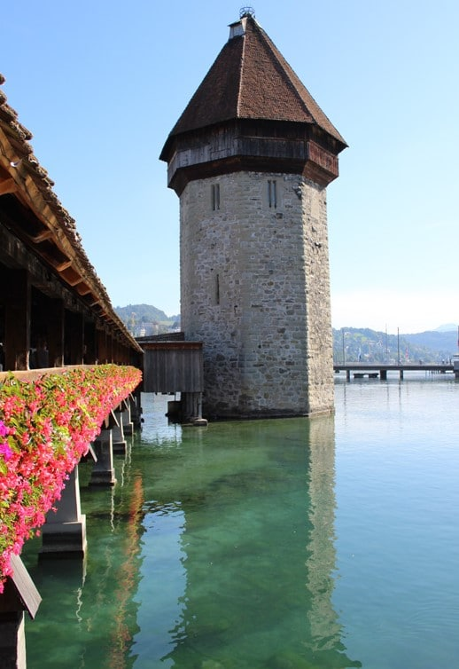 Kappelbrücke Luzern