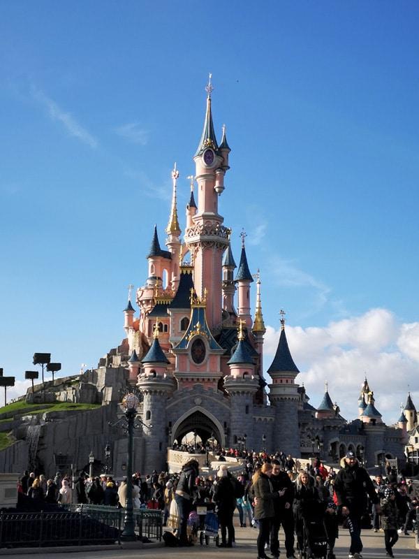 Cinderella Schloss - Disney Paris