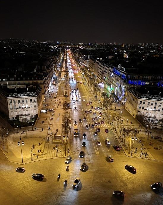 Arc do Triomphe - Paris
