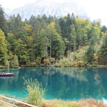 Blausee Lake Day trip