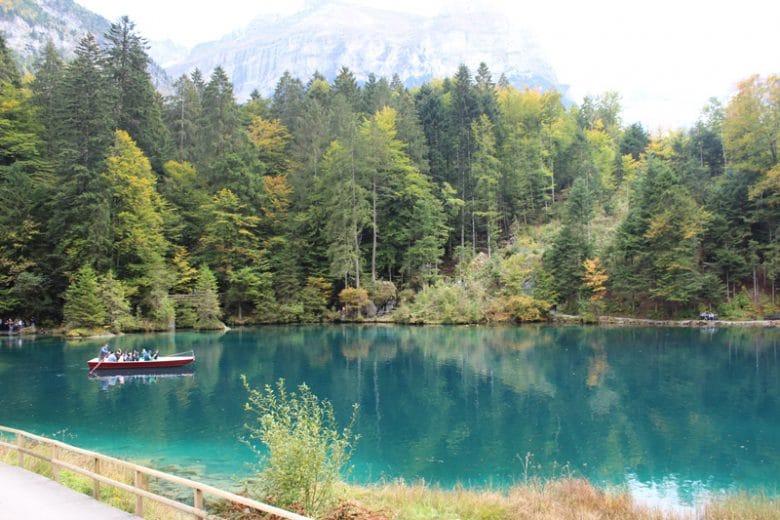 Blausee lake