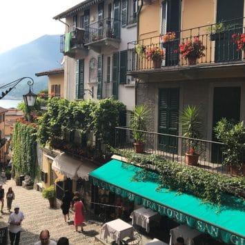 Road trip to Lake Como- Italy (EN)