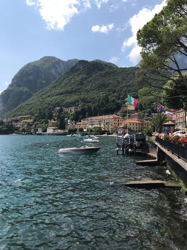 Road Trip to Lake Como