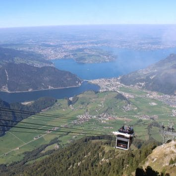 Mount Stanserhorn CabriO