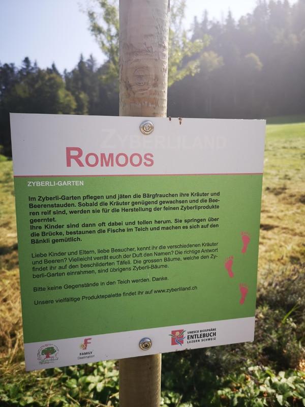 Zyberliland Romoos Entlebuch