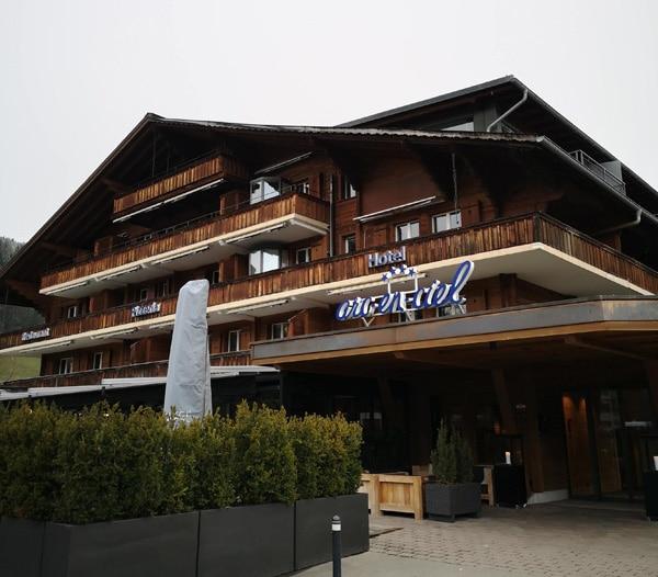 Hotel Arc-en-Ciel Gstaad