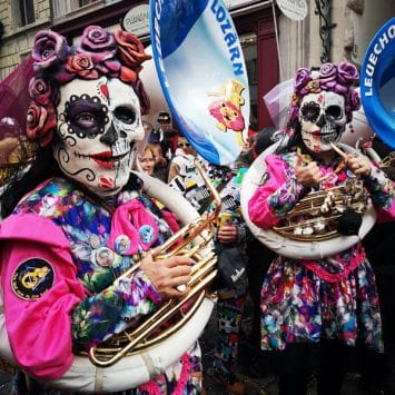 Fasnacht/ Carnival in Switzerland 2020 (EN)