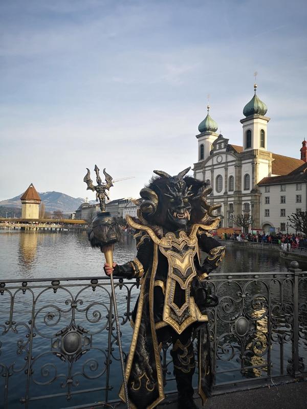 Fasnacht/ Carnival in Switzerland