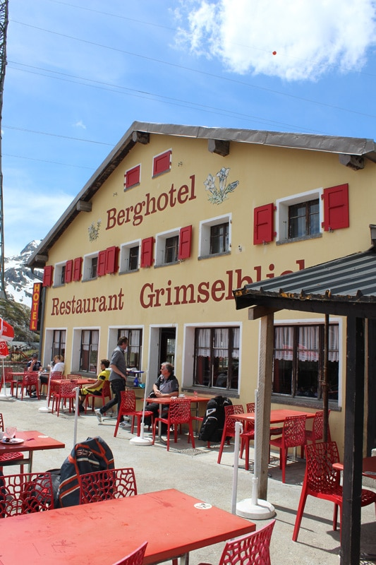 Restaurant Grimselblick