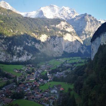 Lauterbrunnen Valley (EN)
