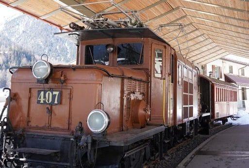 <h1><strong>Bahnmuseum Albula </strong></h1>