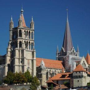 Familienreise nach Lausanne, VD (De)