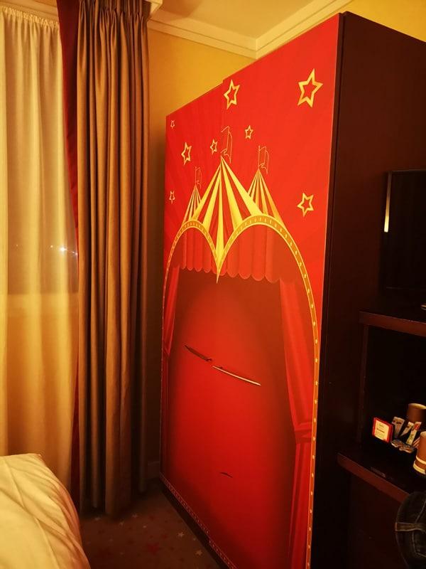 Vienna Magic Circus Hotel Disneyland Paris