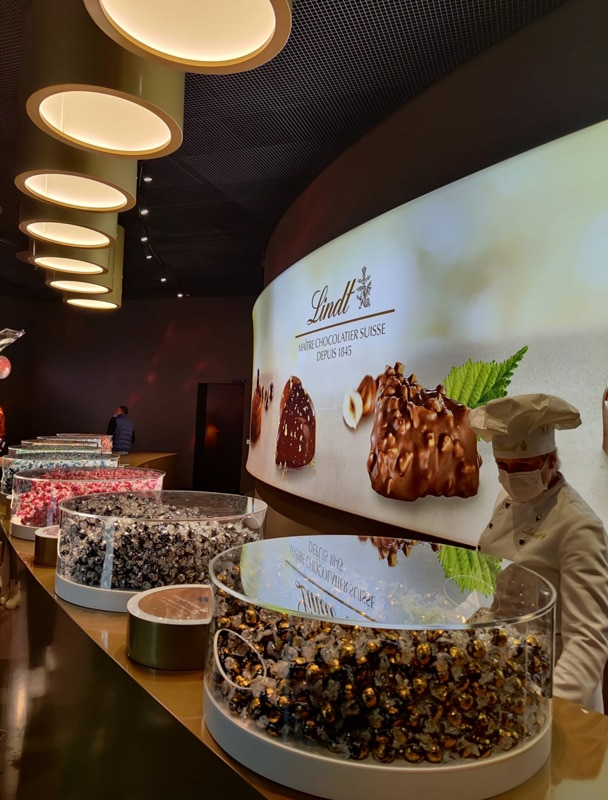 Lindt Home of Chocolate