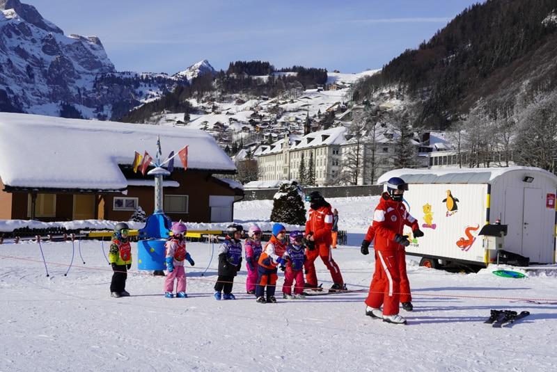 <h1><strong>Schweizer Skischule Engelberg Titlis (De)</strong></h1>
