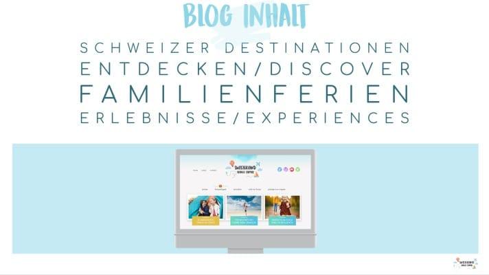 Switzerland Travel family Über uns