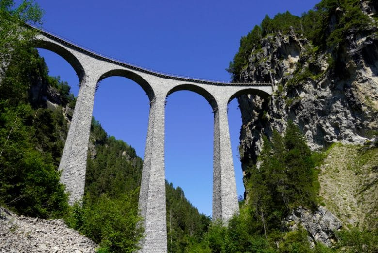 cla-ferrovia - rhaetische bahn