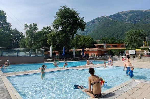 <h1><strong>TCS Camping Gordevio Valle Maggia </strong></h1>
