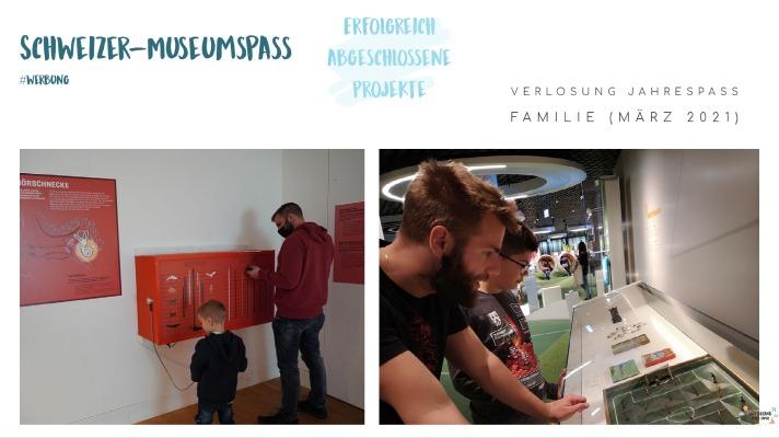 Switzerland Travel family - Werbung PR