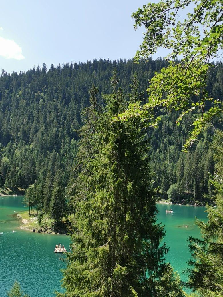 Caumasee - Graubünden